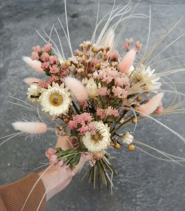 Fleurs séchées arras