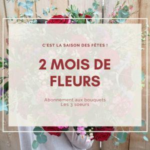 abonnement fleurs arras