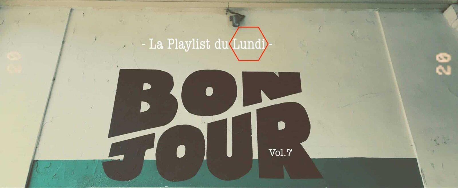 Couverture article playlist de musique Sur les platines Vol.7.