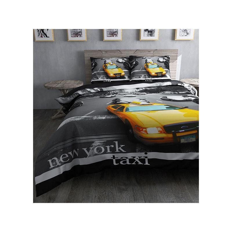 Dekbedovertrek New York 200x200
