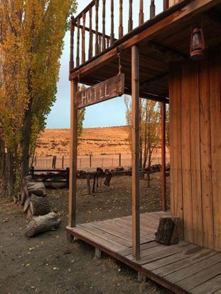 Le voyage à en Patagonie du blog de Julia