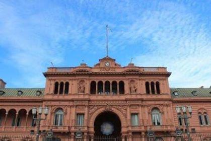 blog julia Buenos Aires visiter casa rosada