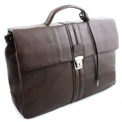 BOVARI-Briefcase-Serviette-en-cuir-39x30x10-cm-Model-Chelsea-marron-0