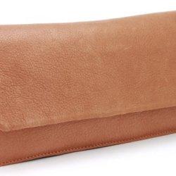 BOVARI-XL-Portefeuille-et-porte-monnaie-femme-20x11x3-cm-cuir-de-veau-supermou-vintage-whiskey-0