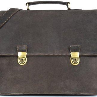 Attaché-Case Oskar Stag par Gusti Cuir Mallette en cuir Serviette pour  Homme Femme Business Porte-documents Sac à Bandoulière (Bandoulière  Amovible) Sac ... b6d7e43a50e