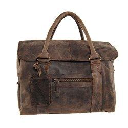 Cowboysbag-Evnas-Sac-pour-homme--porter--lpaule-Marron-Marron-taille-unique-0