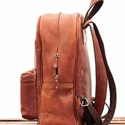 LE-MARIOL-Naturel-sac--dos-en-cuir-style-vintage-pour-cole-loisirs-PAUL-MARIUS-0-2