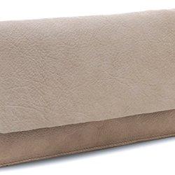 BOVARI-XL-Portefeuille-et-porte-monnaie-femme-20x11x3-cm-cuir-de-veau-supermou-couleur-nude-0
