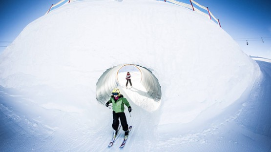 Station De Ski Peyragudes Hautes Pyrenees