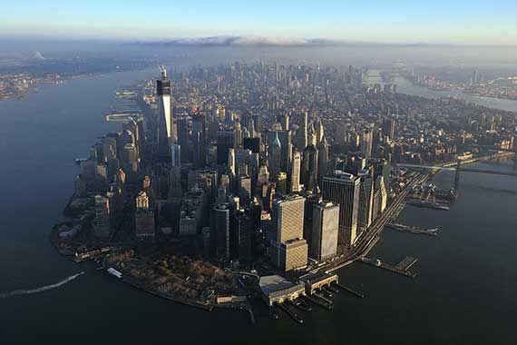 La Caisse de Dpt et Blackstone rachtent un quartier entier de Manhattan  LesAffairescom