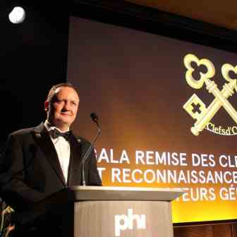 Public Relationship Director Les Clefs d'Or Canada