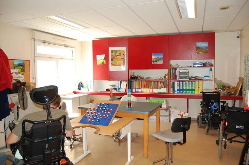 Centre traitement traumatisme crnien soins personnes crbrolses