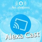 Alexa Cast sur Amazon Music et Amazon Echo