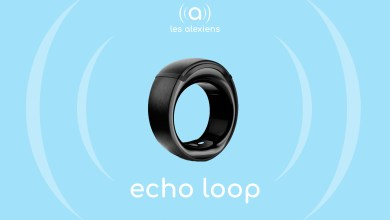 Photo of Echo Loop : la bague connectée à Alexa