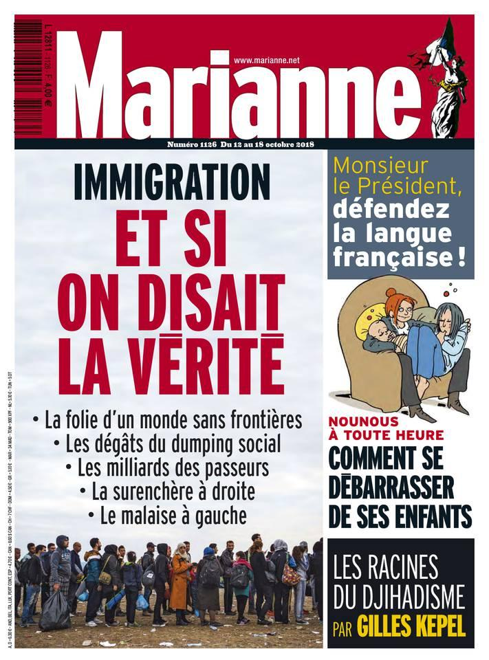 Immigration  et si on arrtait de mentir   Le Salon Beige