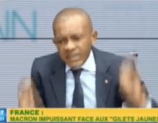 Gilets Jaunes : un point de vue d'Afrique
