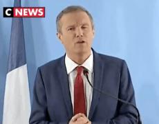 Nicolas Dupont-Aignan : Pourquoi Christophe Castaner a-t-il refusé cette Commission d'Enquête sur le saccage de l'Arc de Triomphe ?