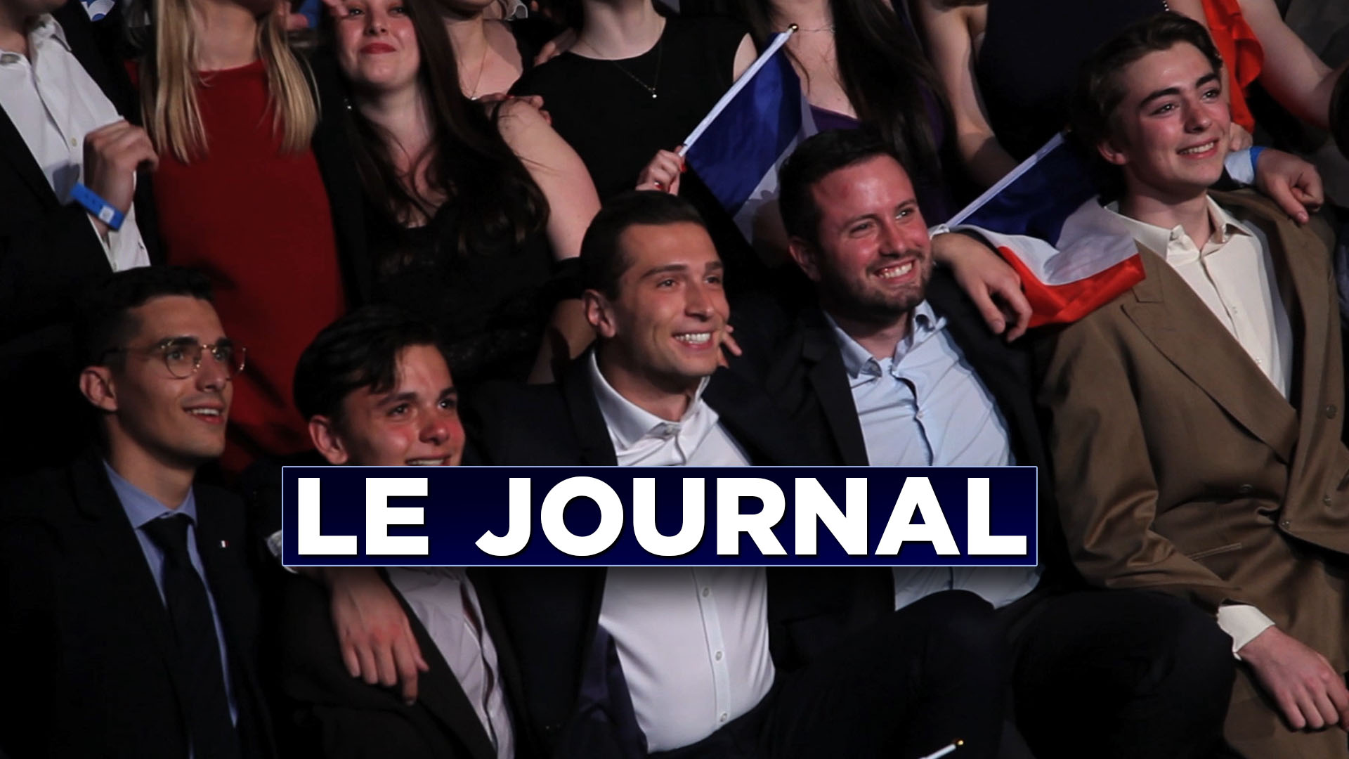JT TV Liberts  Edition spciale lections europennes  Le Salon Beige