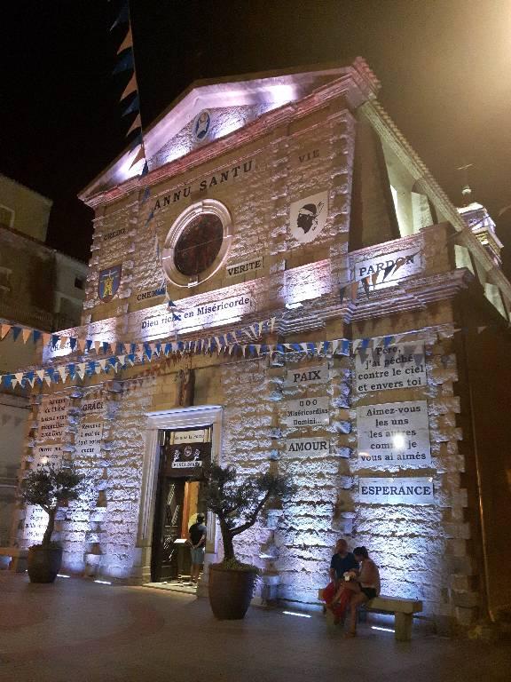 église de Porto Vecchio