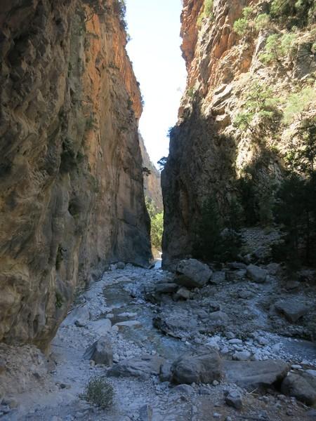 Les Portes de Fer - Gorges de Samaria