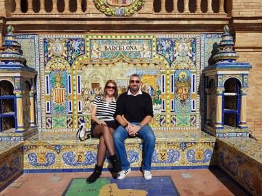 Place d'Espagne - Seville