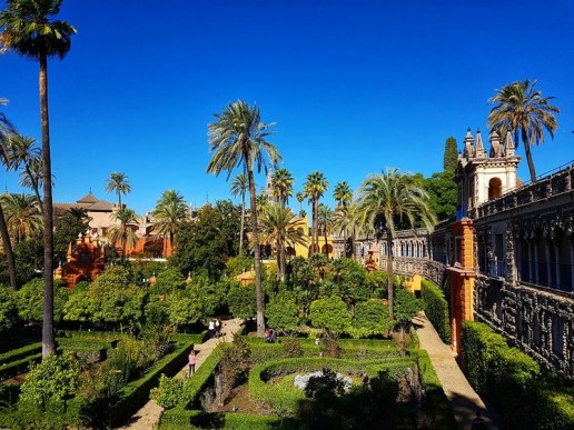 Jardins du Real Alcazar - Seville