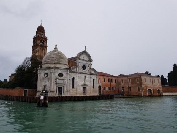 L'île de San Michele