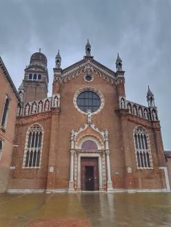 Chiesa de la Madonna dell'Orto - Cannaregio