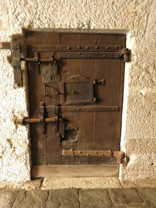porte de prison palais des doges