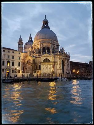 venise basilique santa maria della salute