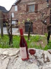 Dégustation des vins du domaine Matha à Bruéjouls