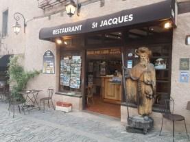 Auberge-restaurant Saint-Jacques à Conques