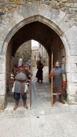 soirée médiévale au village de Sainte-Eulalie-de-Cernon