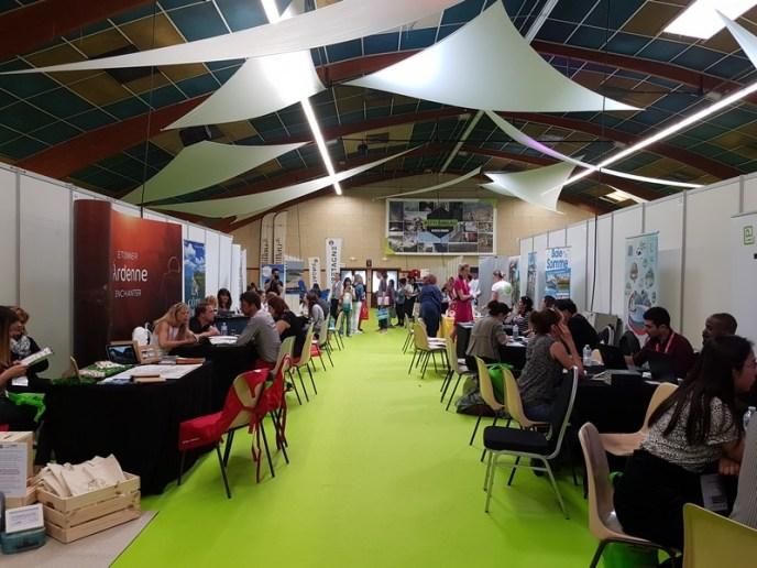 speed-meeting salon des blogueurs de voyage à Millau