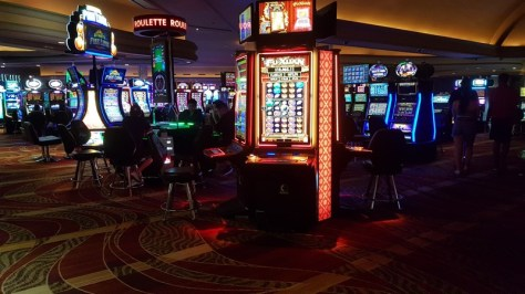 casino à Las Vegas