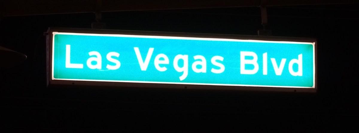 Las Vegas Boulevard - le Strip