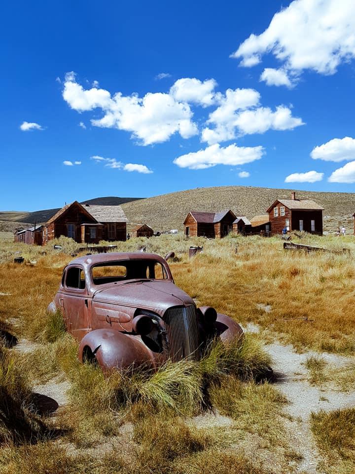 Bodie - Ville fantôme - USA