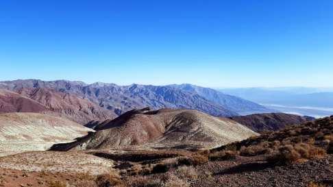 Hell's Gate - Death Valley (la Vallée de la mort)