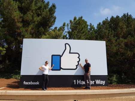 Facebook - Silicon Valley