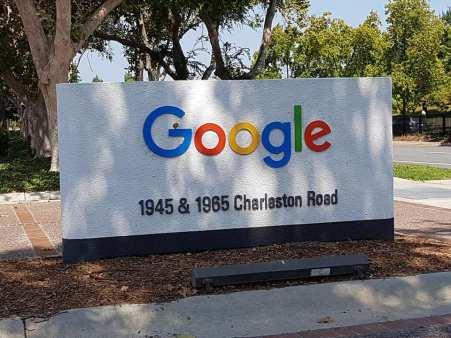 Google - Silicon Valley