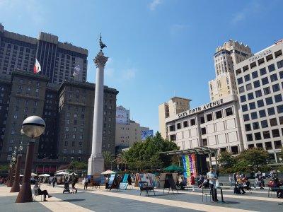 Union Square - San Francisco 1