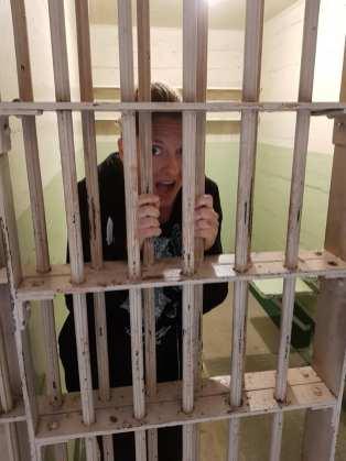 la prison d'Alcatraz - San Francisco