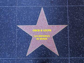 Avoir son étoile sur Hollywood Bd