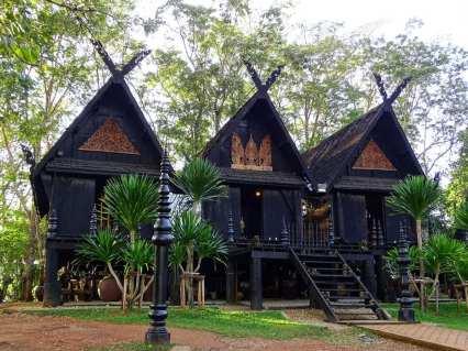 Baan Dan Museum (Black House) - Chiang rai