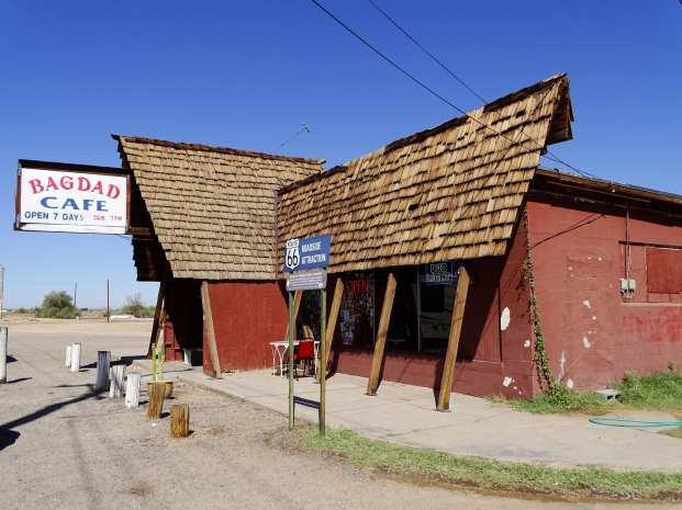 Bagdad Café - Route 66