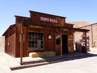 Calico ghost town - Town Hall