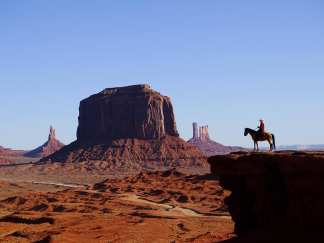 John Ford Point - Monument Valley