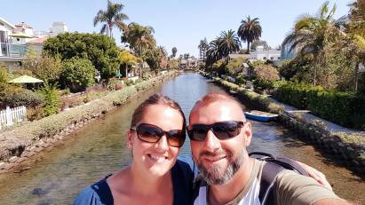 Les Amoureux du Monde à Venice Beach