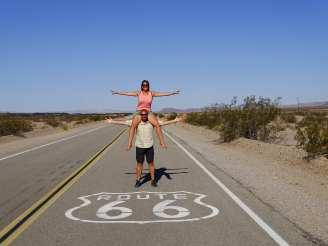 Les Amoureux du Monde sur la Route 66