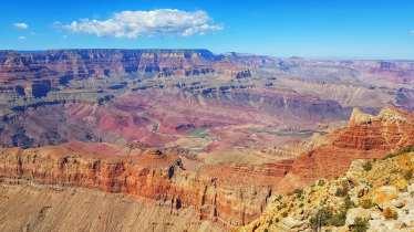 Les méandres du Colorado - Grand Canyon